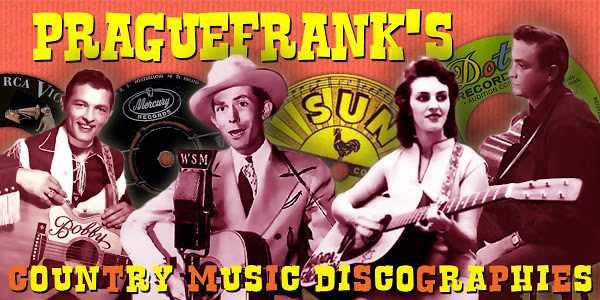 Praguefrank's Country Discography 2