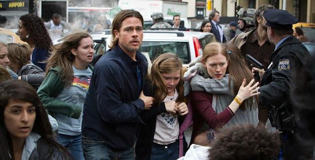 World War Z 2 Brad Pitt