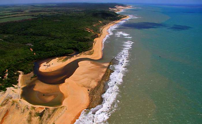 Resultado de imagem para praia de sagí