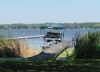 Minnesota home of sky blue waters