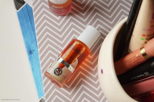 Serum lekki dwufazowy koncentrat rewitalizujący AnneMarie Borlind Beauty Secrets, nawilżający olejek Heliotrop