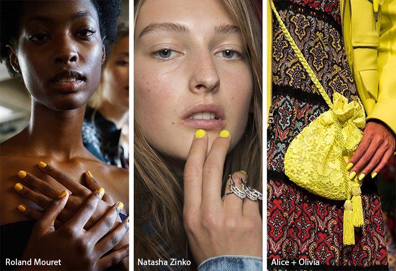 Co będziemy nosić na paznokciach w 2019 roku?
