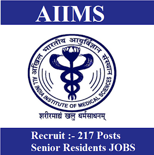 All India Institute of Medical Science, AIIMS, Odisha, AIIMS Bhubaneswar, Senior Resident, Graduation, freejobalert, Sarkari Naukri, Latest Jobs, aiims logo