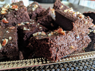 keto brownies texture