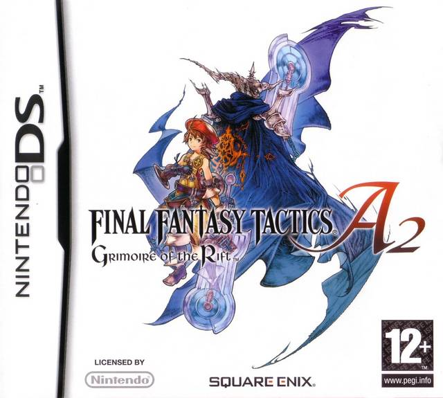 ROMs - Final Fantasy Tactics A2 - Grimoire of the Rift  - NDS Download