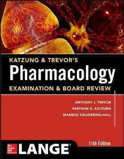 Katzung & Trevor's Pharmacology 11 E by Bertram G. Katzung PDF Book Download