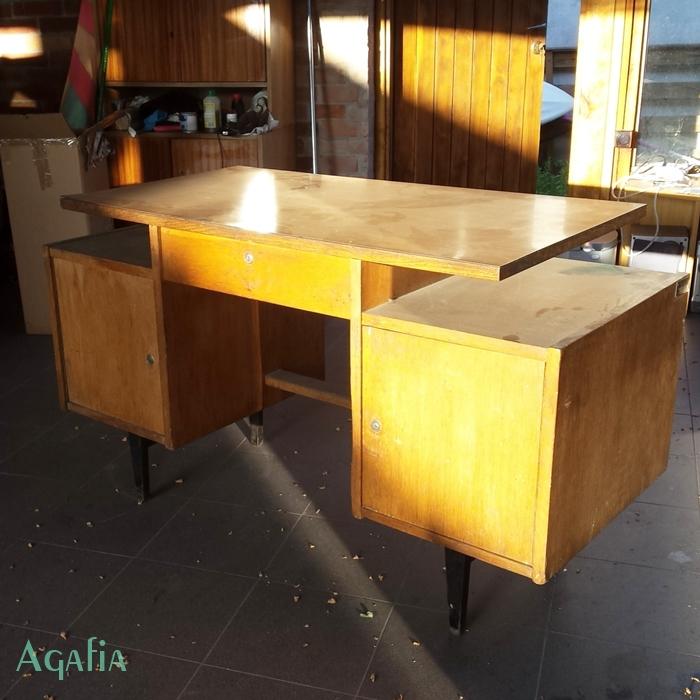 stare biurko