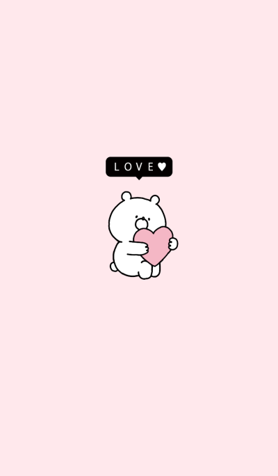 Bear and LOVE