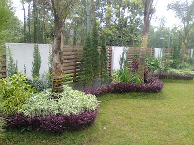 Tukang taman malang Tips Desain Taman Serasi  Rumah