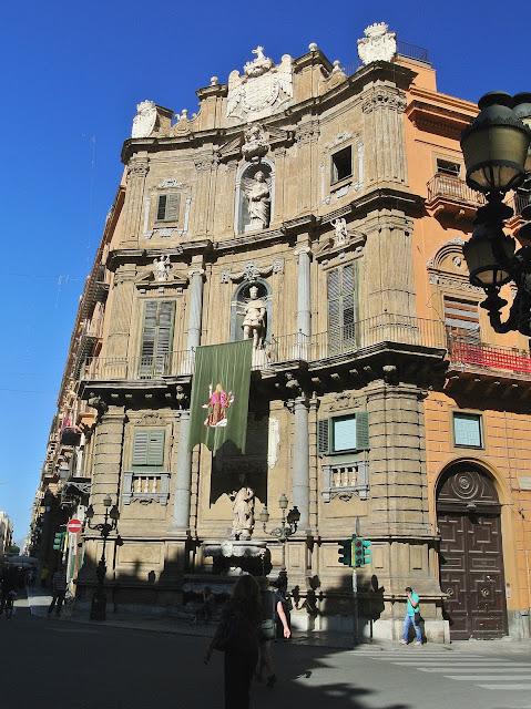 Palermo, miasto, centrum, co zobaczyć?