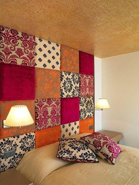 Fika a dika por um mundo melhor cabeceiras de cama for Decoracion del hogar sencillo