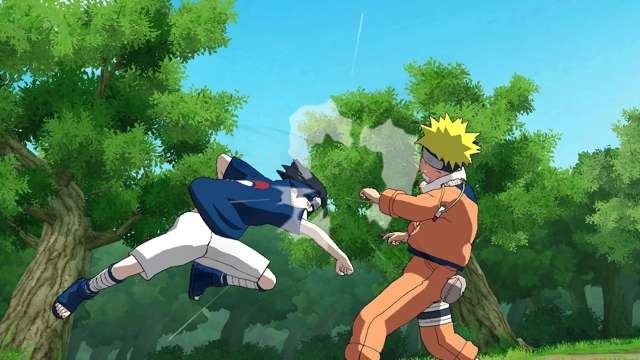 NARUTO: Ultimate Ninja STORM PC Full Español