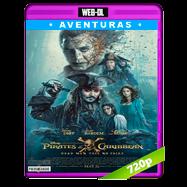 Piratas del Caribe: La venganza de Salazar (2017) WEB-DL 720p Audio Dual Latino-Ingles