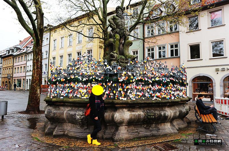 [德國.班堡] 漫遊德國小威尼斯 千年歷史的古城 班堡Bamberg