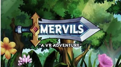 Mervils: A VR Adventure Playstation VR pics