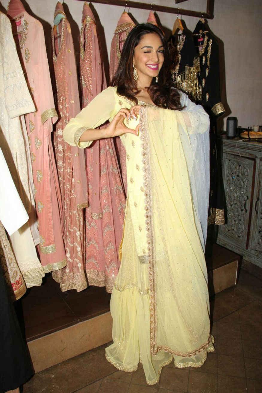 Kiara Advani Launched Bhumika Grover New Store At Bandra