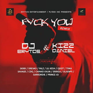 DJ Brytos  Feat. Varios Artist - Fvck You (Remix)