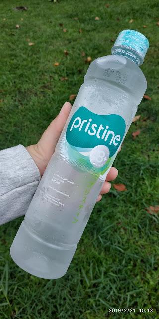 Air Mineral Pristine 8+