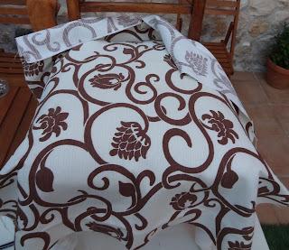 Tallerblog de restauraci n de muebles antiguos curso de - Telas para tapizar modernas ...