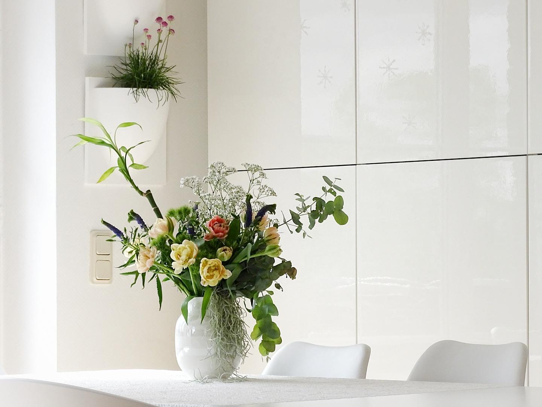 Deko-Ideen und Blumensträuße mit Pflanzen gestalten | gefüllte Tulpen | Lieblinge und Inspirationen der Woche | Personal Lifestyle, DIY and Interior Blog | Auf der Mammiladen-Seite des Lebens