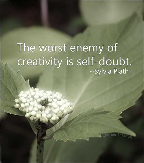Creativity's Worst Enemy