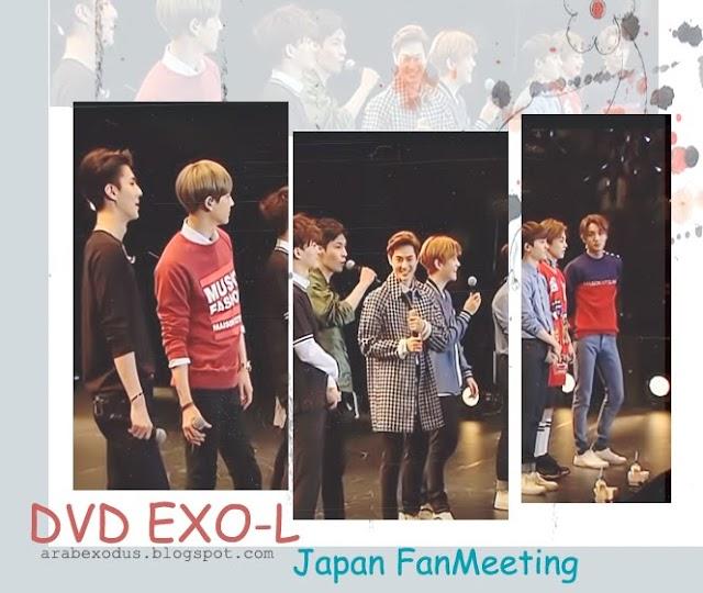 ترجمه || DVD EXO-L JAPAN FANMEETING .