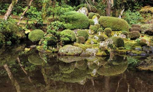 Sennyo-ji Temple, Fukuoka Prefecture, Kyushu, Japan.