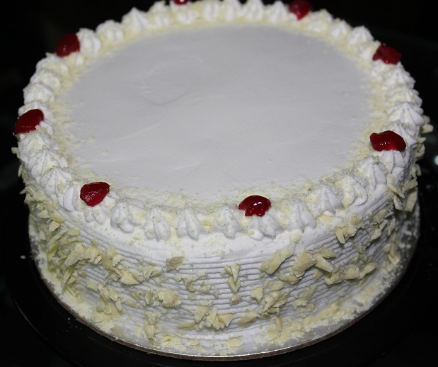 Cake Delivery At Home We Offer White Forest Cakes At