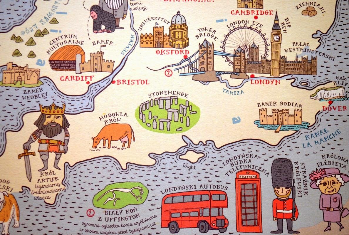 Keep calm and go to London- informacje ogólne
