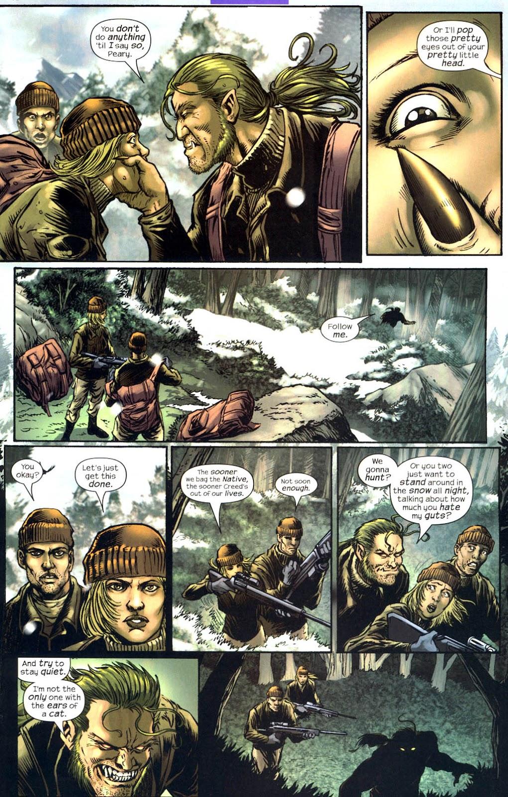 Read online Wolverine (2003) comic -  Issue #13 - 5