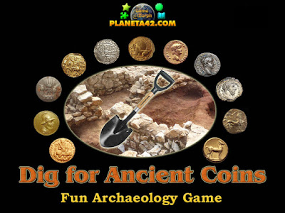 Dig for Ancient Coins