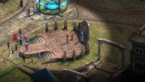 Torment Tides of Numenera Gameplay