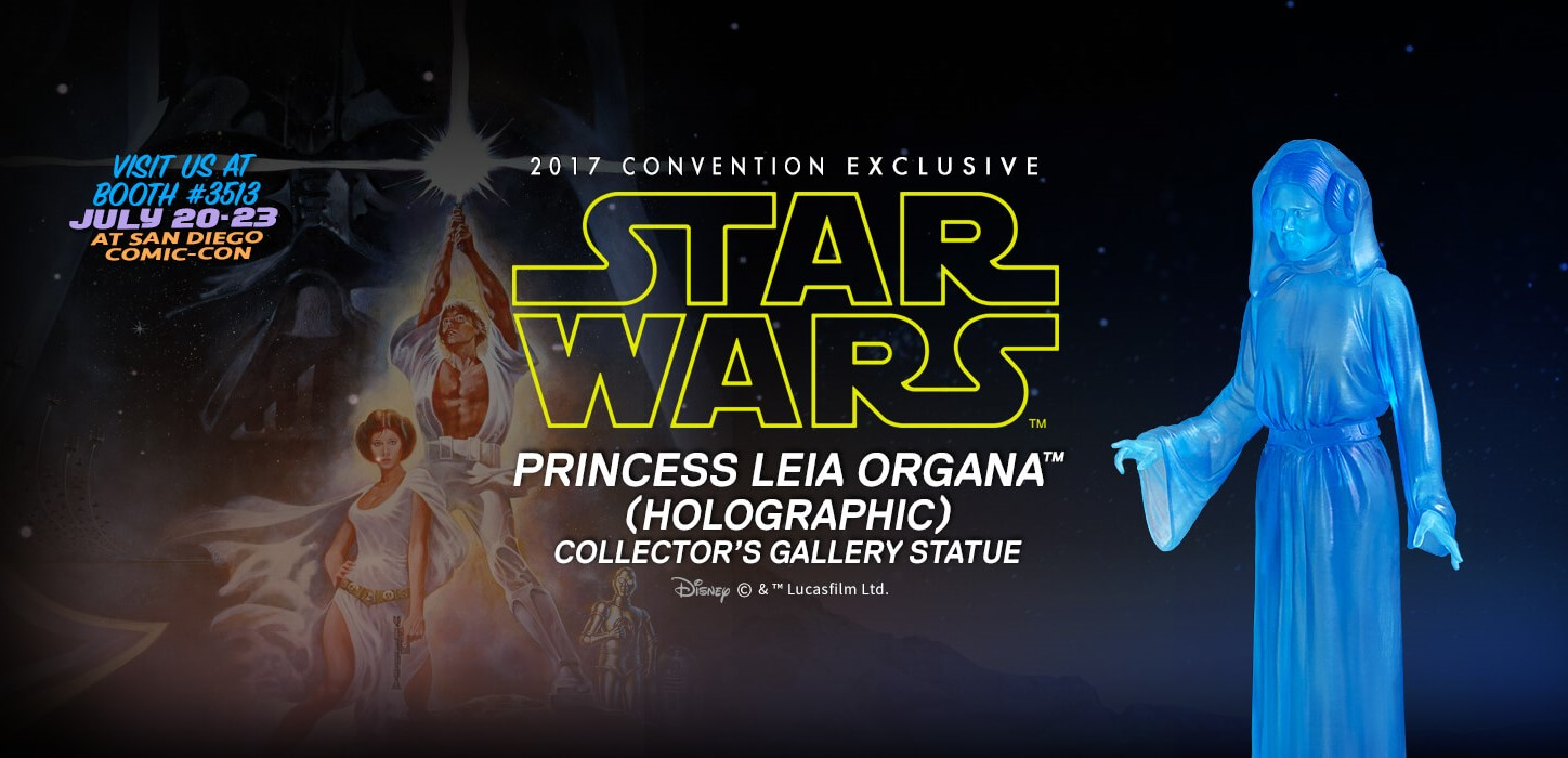 The Blot Says   : SDCC 2017 Exclusive Star Wars Holographic