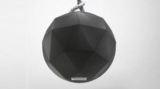 the Boult's new Crystal Wireless Speaker