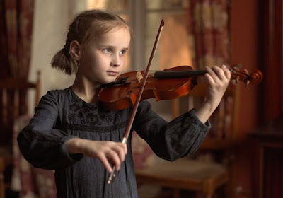 Bật mí lợi ích thiết thực khi cho bé học đàn violin