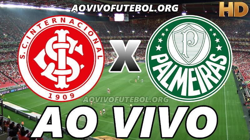 Internacional x Palmeiras Ao Vivo HDTV