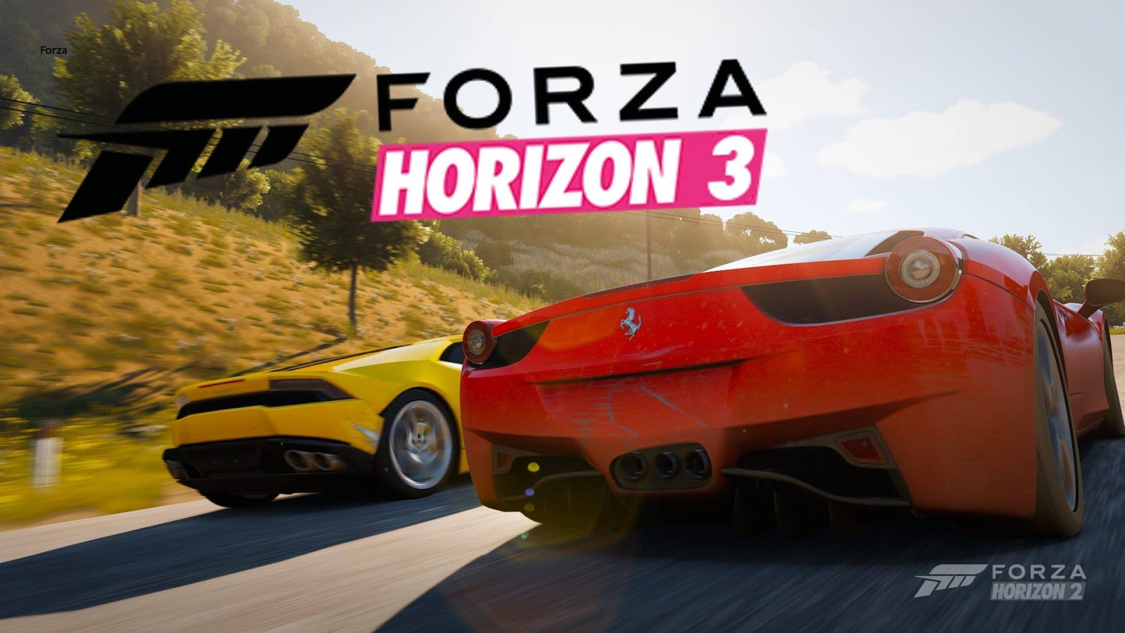 Forza Horizon 3 Game Play