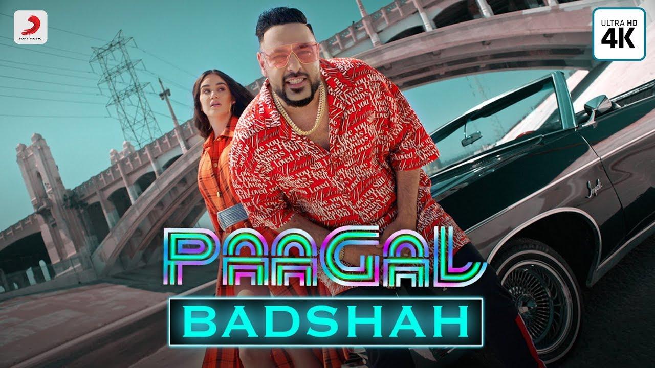 Paagal Lyrics, Badshah