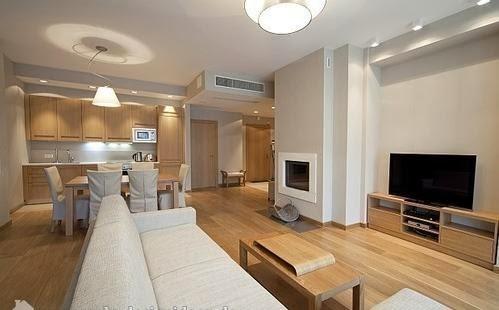 Sala comedor y cocina juntos salas con estilo for Sala de estar y cocina
