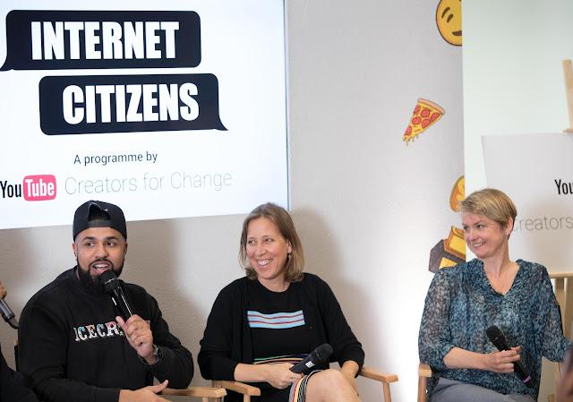 internet citizens Youtube Humza arshad
