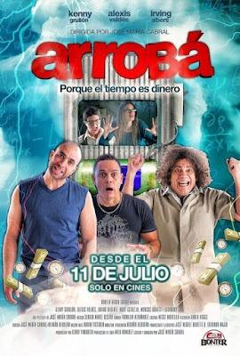 ARROBÁ (2013) Ver Online – Español latino