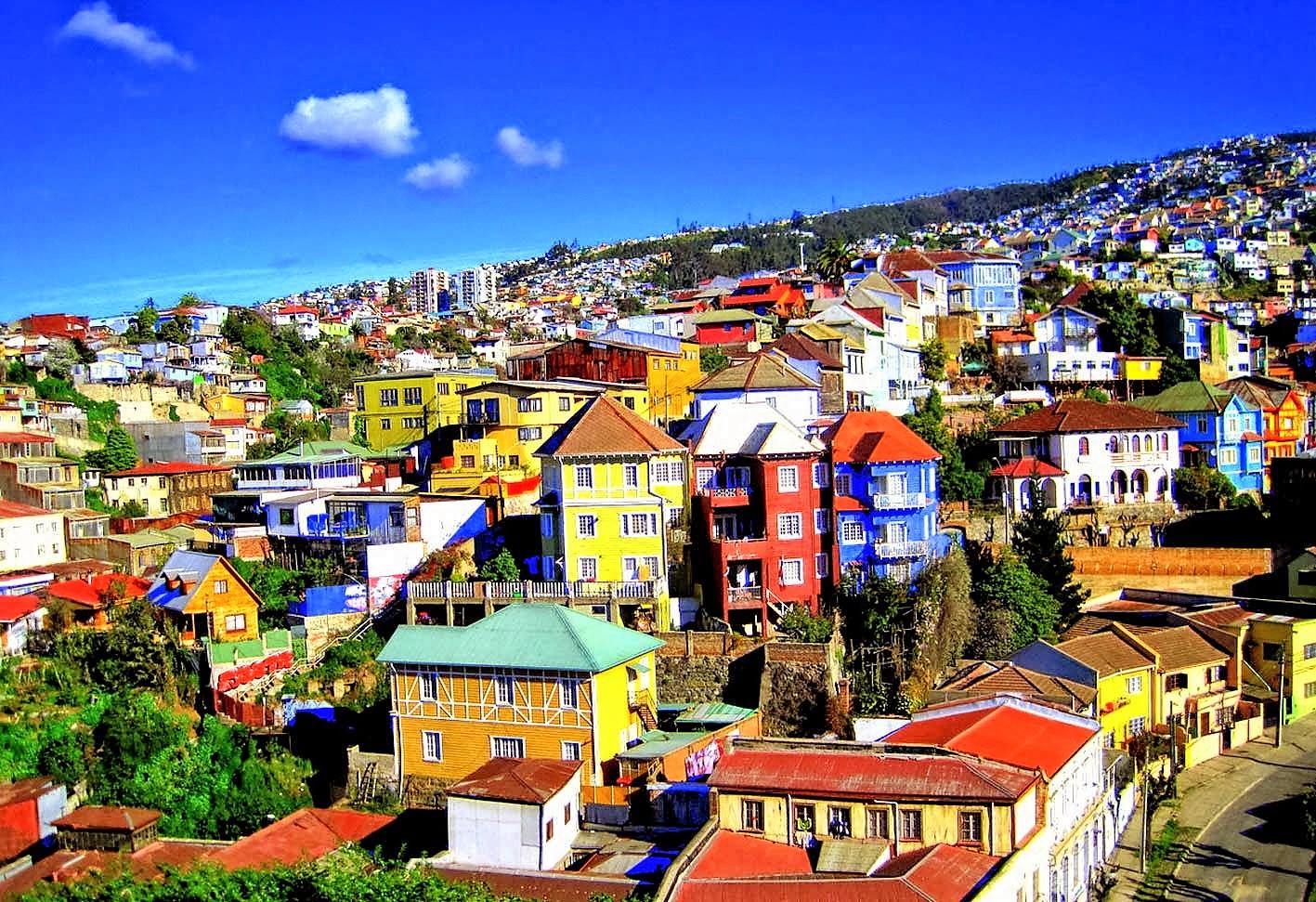 1600 Sf To Sm 5 Five 5 Valparaiso Chile