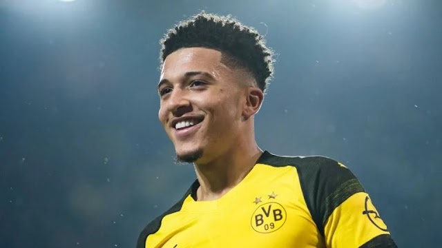 Dortmund tell Man United price to sign Jadon Sancho