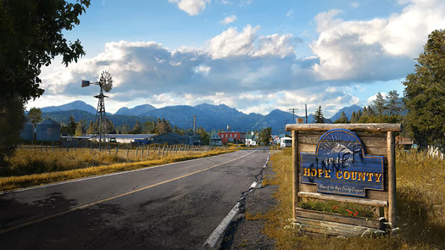 Far Cry 5 Hope County Wallpaper Engine