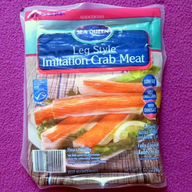 Aldi Product Reviews: Sea Queen Imitation Crab Meat