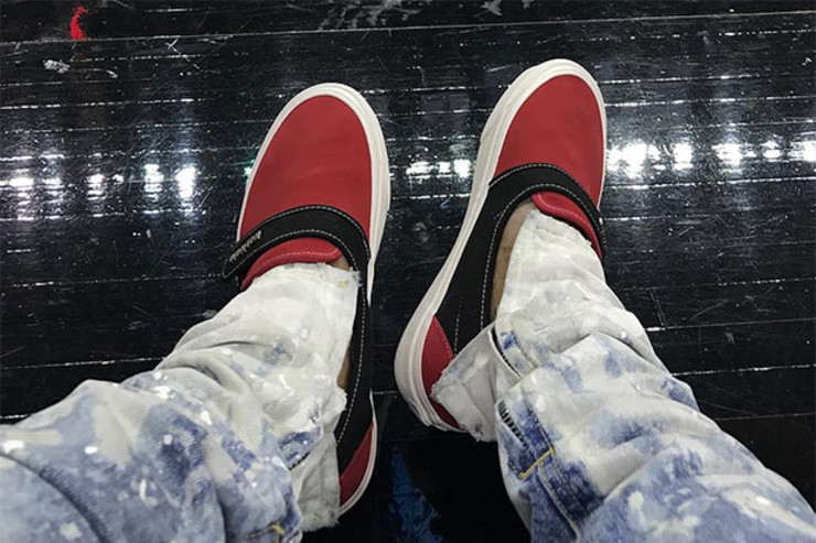 6cf7d77776 Jerry Lorenzo Announces Fear Of God x Vans Collection Release Date - SOUND  IN THE SIGNALS
