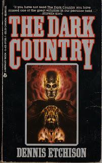 Resultado de imagem para The Dark Country de Dennis Etchison