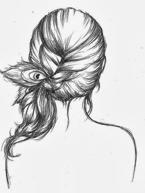 how to draw hairstyles tumblr - photo #47