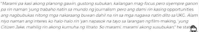 Atom Araullo, Lilipat Na Nga Ba Sa Kabilang Estasyon Kaya Umalis Ng GMA?