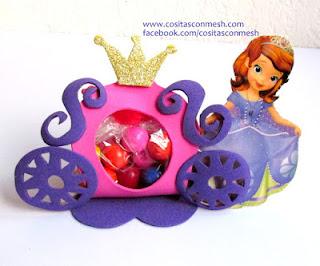 dulcero-princesa-sofía-foami